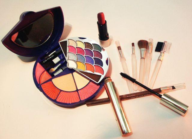 Makeup and tools