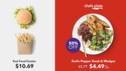 chef's plate discount